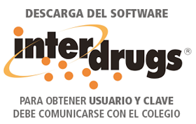 Descarga software Interdrugs